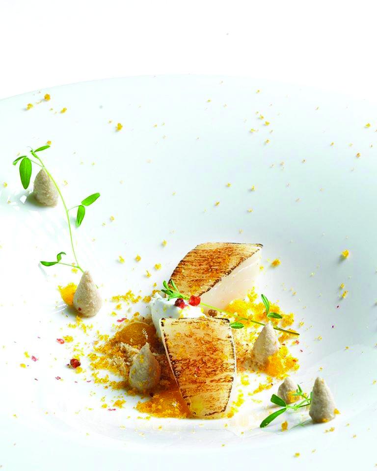 piatto dello chef paolo rota