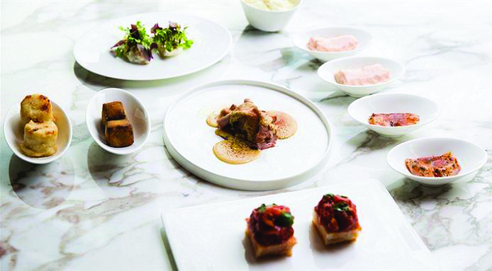 piatti dello chef stellato niko romito